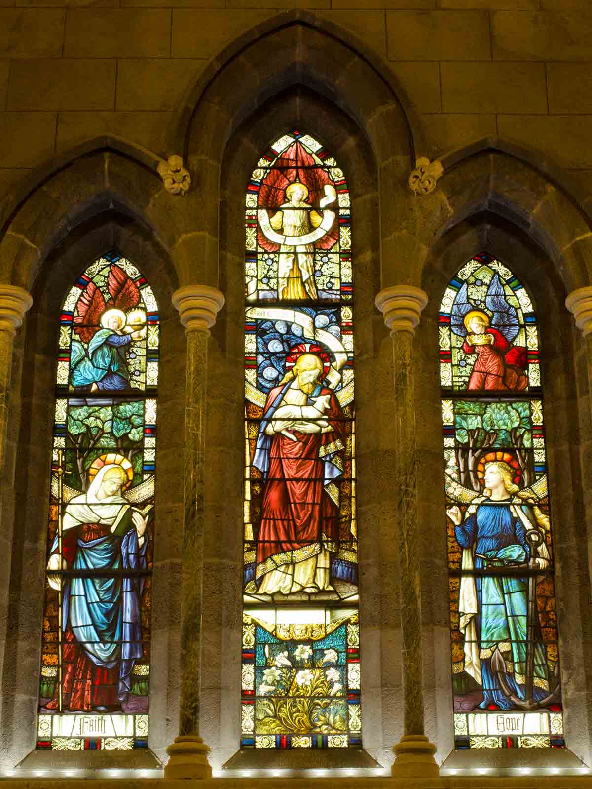 Sanctuary window
